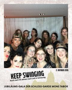 Keep swinging - 02.10.2019